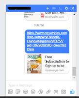 Facebook Messenger uploaded by Ashley D.