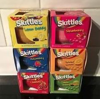 Skittles Boxed Scented Candles, Strawberry [Strawberry] uploaded by roselle m.