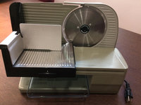 Chef's Choice Premium 610 Electric Food Slicer uploaded by Cathy K.