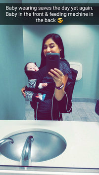 Photo of Infantino - Sash Mei Tai Baby Carrier uploaded by Andrea C.