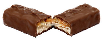 Snickers Chocolate Bar uploaded by Maya S.