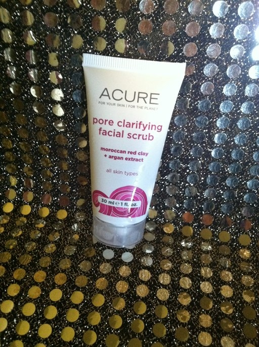 Acure Pore Minimizing Facial Scrub uploaded by Jessicca S.