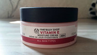THE BODY SHOP® Vitamin E Moisture Cream uploaded by pink g.