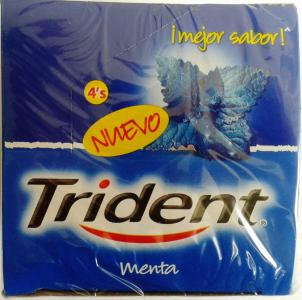 Photo of Trident Gum uploaded by Rosy D.