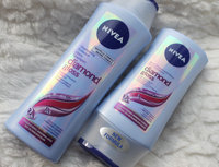 NIVEA Diamond Gloss Flat Hair Lacking Shine Shampoo and Conditioner uploaded by Hadjer13000 T.