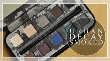 Photo of Urban Decay Smoked Eyeshadow Palette uploaded by Echo S.