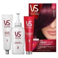 Vidal Sassoon Salonist Hair Colour Permanent Color Kit, 4/46 Dark Red Violet uploaded by roselle m.