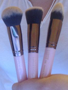 Luxie Rose Gold Synthetic 5 Piece Kabuki Brush Set uploaded by Juderssa F.