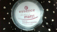 Essence All About Matt! Fixing Compact Powder uploaded by Daniela P.
