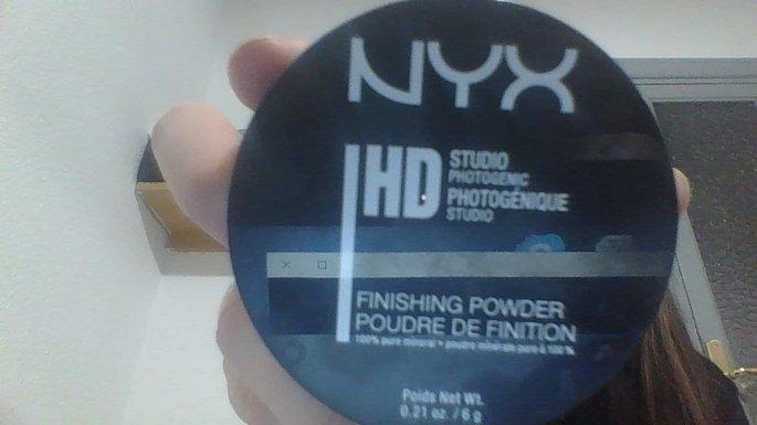 NYX Cosmetics Studio Finishing Powder uploaded by amaya m.