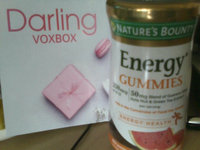 Nature's Bounty® Energy Gummies uploaded by Tracy S.