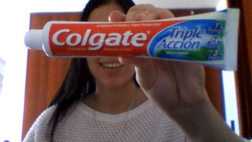 Photo of Colgate Triple Action Toothpaste uploaded by Alejandra M.