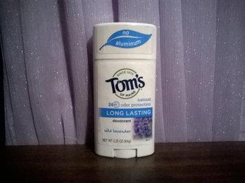 Photo of Tom's OF MAINE ANTIPERSPIRANT & DEODORANT Unscented Long Lasting Deodorant uploaded by Atasia B.