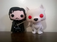 Funko Game of Thrones Jon Snow Pop! Vinyl Figure uploaded by Atasia B.