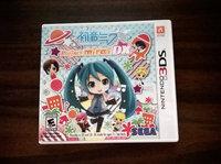Sega Hatsune Miku: Project Mirai Dx - Nintendo 3ds uploaded by Atasia B.