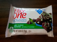 Fiber One 90 Calorie Chocolate Fudge Brownies uploaded by Atasia B.