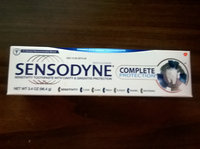 Sensodyne Complete Toothpaste - 3.4 oz uploaded by Atasia B.