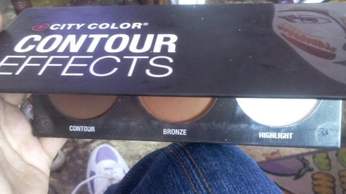 City Color Cosmetics Contour Effects Palette uploaded by Milke A.