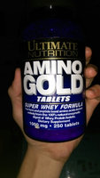 Ultimate Nutrition Amino Gold Capsules, 1000 mg, 250-Count Bottles uploaded by Simone Pisani B.
