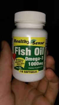 Photo of DDI 1187158 Fish Oil 1000Mg 18Ct Case Of 6 uploaded by Simone Pisani B.