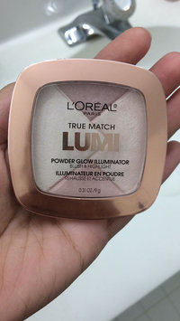 Photo of L'Oréal® Paris True Match Lumi Powder Glow Illuminator uploaded by Ingrid S.