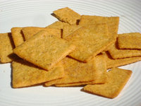 Nabisco Wheat Thins Sundried Tomato & Basil Crackers uploaded by Jamie S.