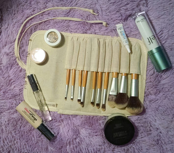Photo of BH Cosmetics Eco Luxe 10 Piece Brush Set uploaded by Jasmine C.