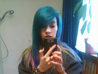 Jerome Russell Lagoon Blue Semi-Permanent Punky Colour uploaded by Jasmine C.