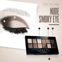 Maybelline New York The Nudes Eyeshadow Palette uploaded by Catherine C.