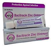 Actavis Bacitracin Zinc Ointment - 1oz uploaded by Emmanuel G.