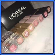 L'Oréal Paris Colour Riche® Shine Lipstick uploaded by Andrea C.