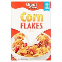Great Value Corn Flakes Cereal, 24 oz uploaded by Emmanuel G.