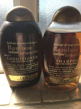 Photo of OGX® Bamboo Brunette Conditioner uploaded by Bobbi S.