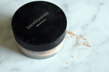Photo of bareMinerals ORIGINAL Foundation Broad Spectrum SPF 15 uploaded by Angela J.