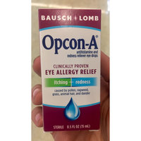 Bausch & Lomb Opcon-A Eye Allergy Relief uploaded by Liz H.