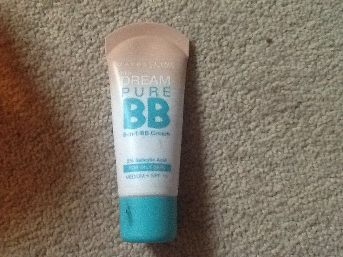 Maybelline Dream Pure BB Cream Skin Clearing Perfector uploaded by Yiberlin G.