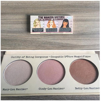 the Balm - the Manizer Sisters Luminizers Palette uploaded by Mariam S.