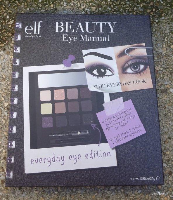 e.l.f. Cosmetics Beauty Eye Manual Everyday Eye Edition uploaded by Yiberlin G.