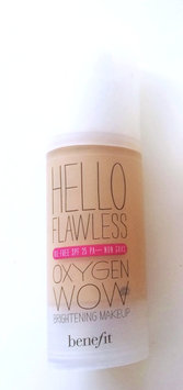 Photo of Benefit Cosmetics Hello Flawless Oxygen Wow! Liquid Foundation uploaded by Beauty K.