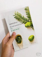Innisfree - It's Real Squeeze Mask (Bija) 10 pcs uploaded by Isa A.