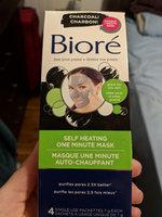 Bioré Self Heating One Minute Mask uploaded by Elisha L.