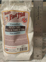 Bob's Red Mill Premium Quality Potato Starch Unmodified uploaded by Lorna W.