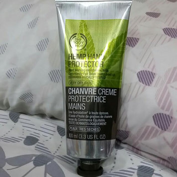 Photo of THE BODY SHOP® Hemp Hand Protector uploaded by Mariam B.