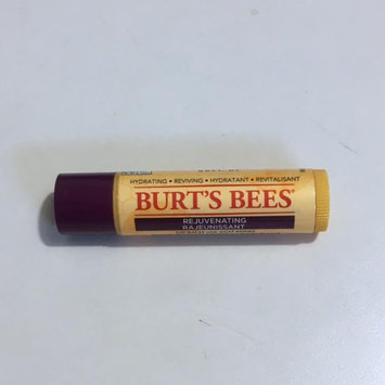 Photo of Burt's Bees 100% Natural Rejuvenating Lip Balm Acai Berry uploaded by Betty F.
