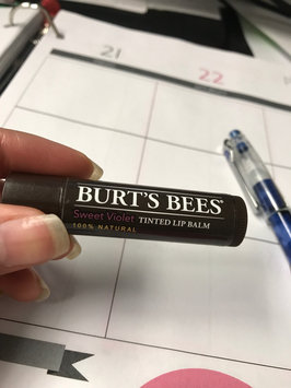 Burt's Bees Tinted Lip Balm uploaded by Gabrielle B.