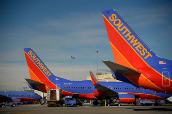 Southwest Airlines uploaded by Jamie S.