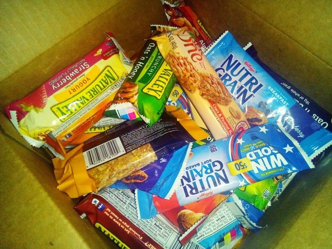 Duogreen Healthy Bars Variety Pack Care Package (30 Count) uploaded by Charnita F.