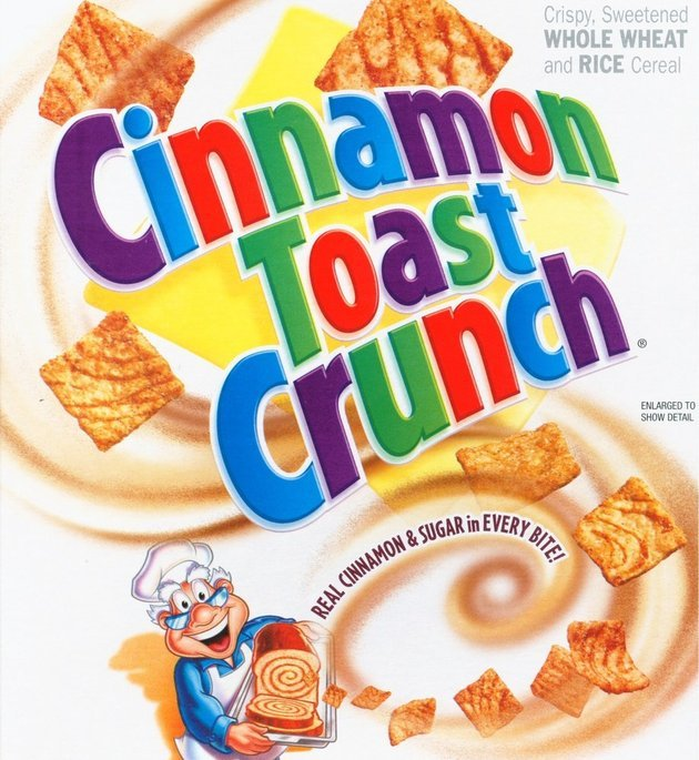 Cinnamon Toast Crunch Cereal uploaded by Shante J.