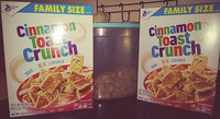 Cinnamon Toast Crunch Cereal uploaded by Jessica Q.