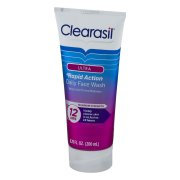 Clearasil Ultra Daily Face Wash - 6.78 fl oz uploaded by roselle m.